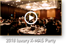 2017 luxury X-MAS Party