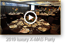 2019 luxury X-MAS Party